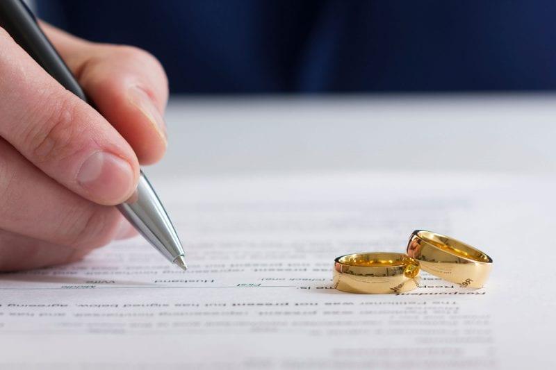 Interim Will Divorce
