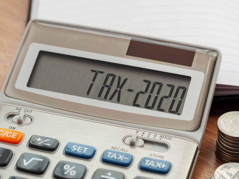 Tax Year 2020