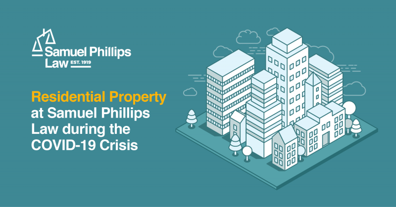 Residential Property at Samuel Phillips Law