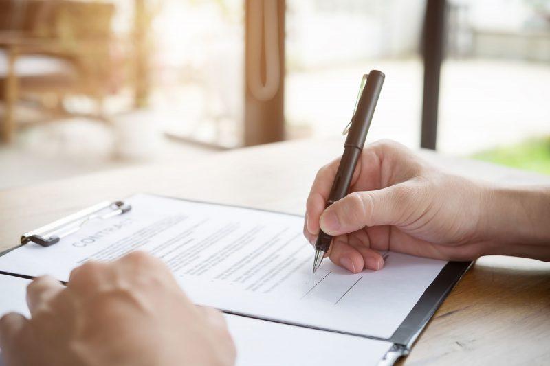 Furlough Contract