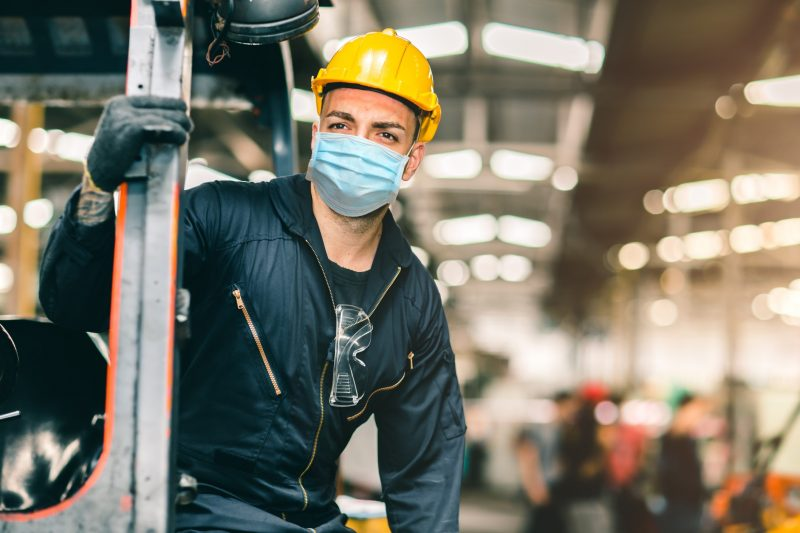 Return to work - health and safety during Covid-19