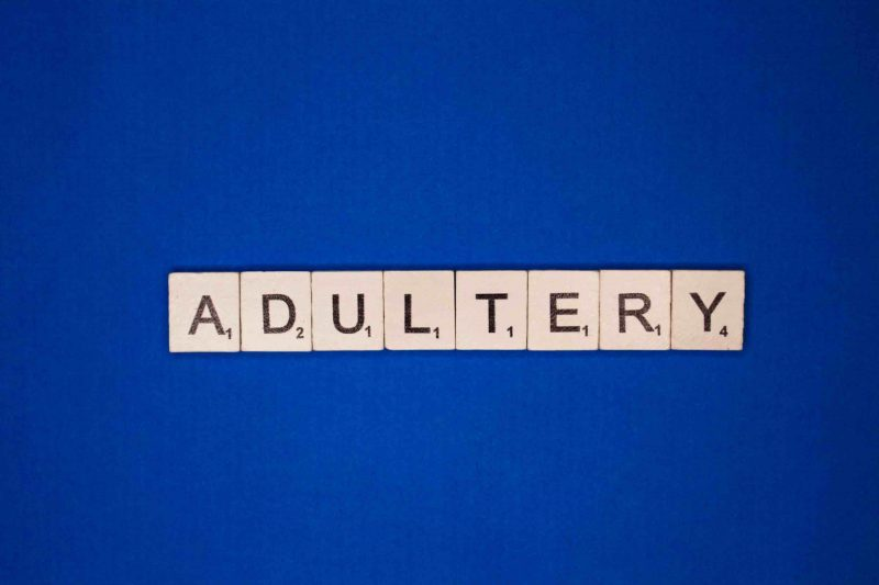 If I commit adultery, does it affect my divorce settlement?